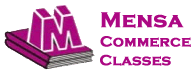 Mensa Commerce Classes - Mumbai Image