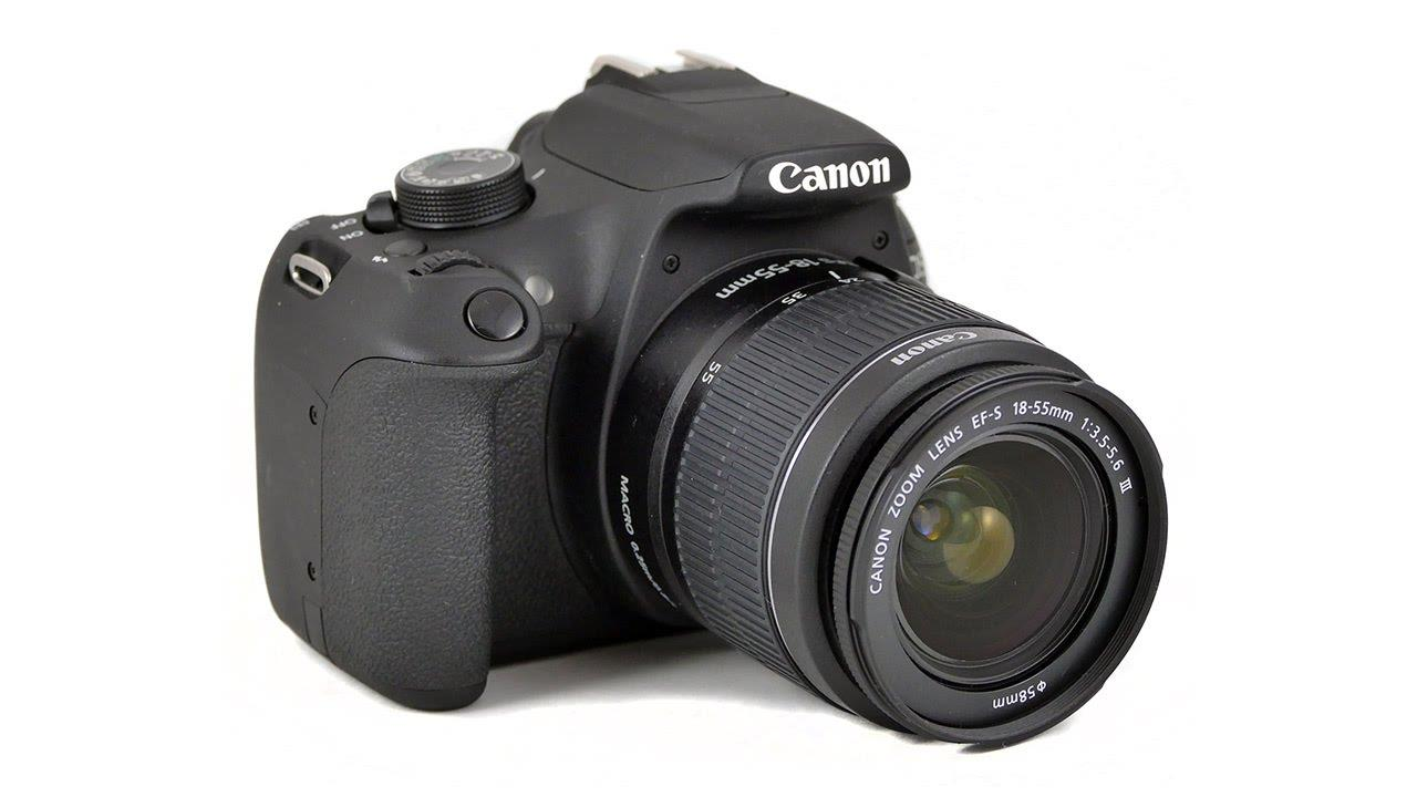 CANON EOS 1200D Review, Price, Model, Picture, Quality