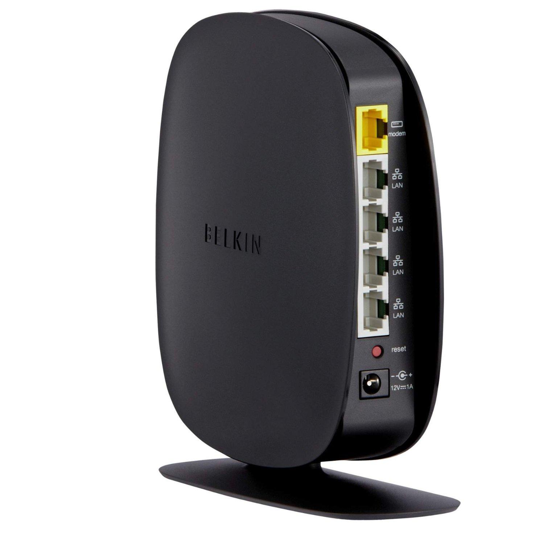 Belkin N150 Wireless Router Image