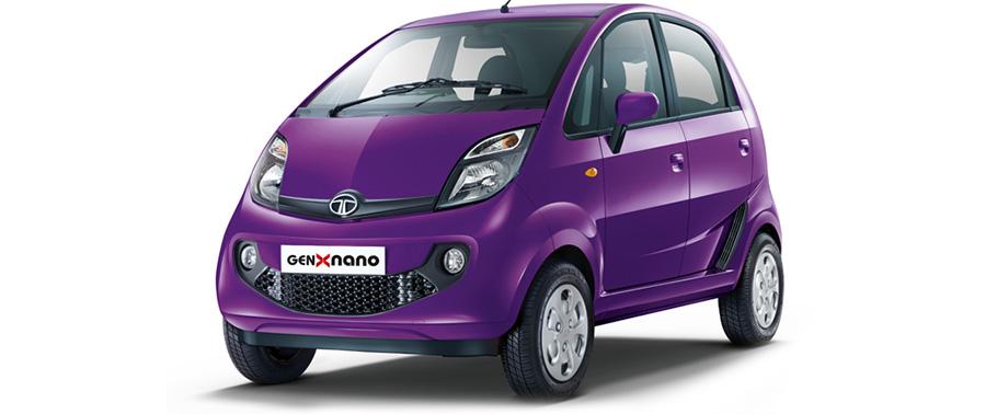 Tata GenX Nano XT Image