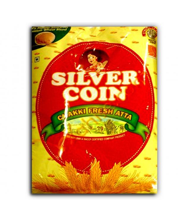 Silver Coin Chakki Atta Image
