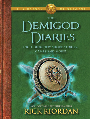 The Demigod Diaries - Rick Riordan Image