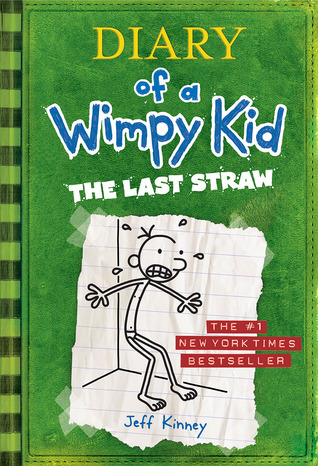 Diary of a Wimpy Kid : The Last Straw - Jeff Kinney Image