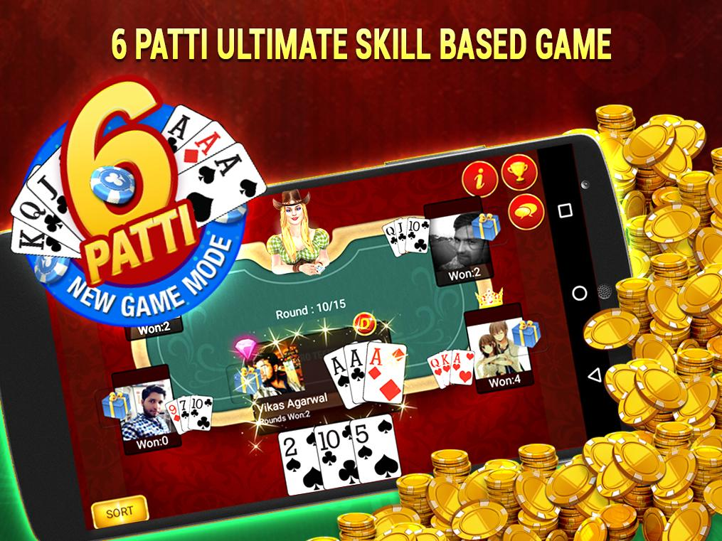 Teen patti - Indian poker Image