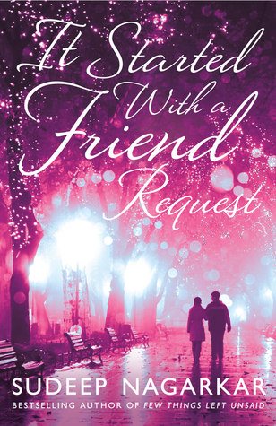 It Started with a Friend Request - Sudeep Nagarkar Image