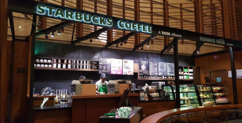 Starbucks - Lower Parel - Mumbai Image