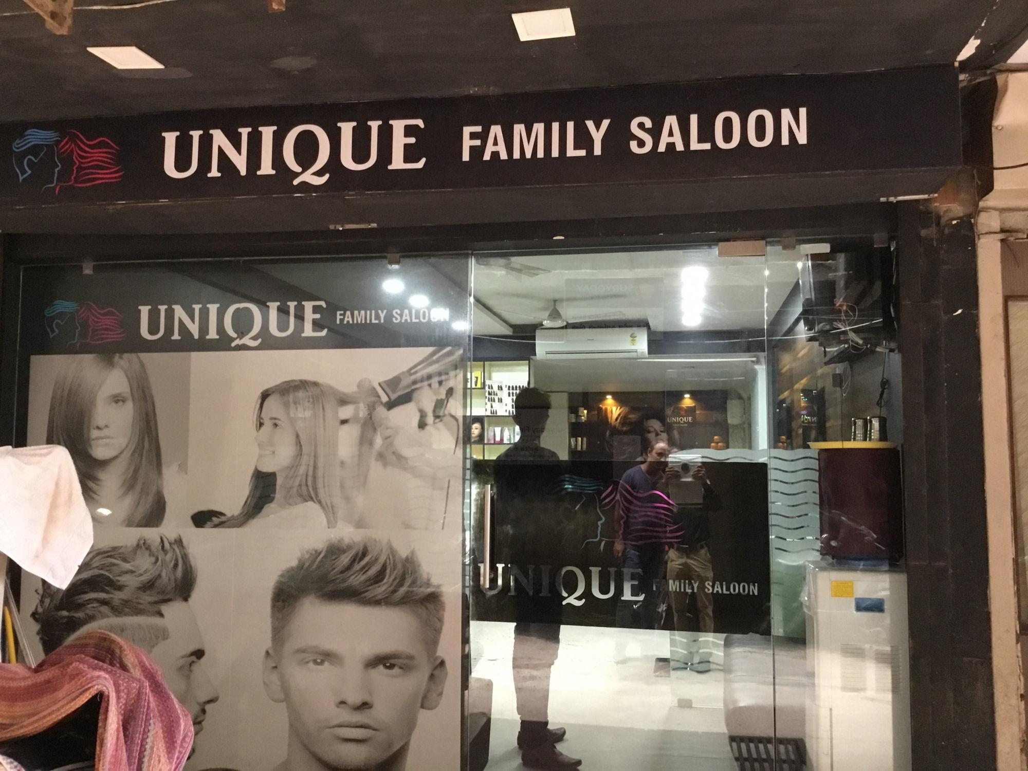 UNIQUE HAIR SALON - PALDI - AHMEDABAD Reviews, UNIQUE HAIR SALON