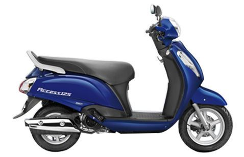 Suzuki Access 125 Image