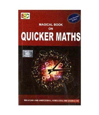 Magical Book On Quicker Maths - M.Tyra Image
