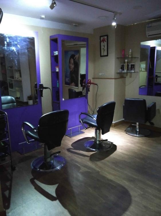 Purple Strandz Salon - Koramangala - Bangalore Image