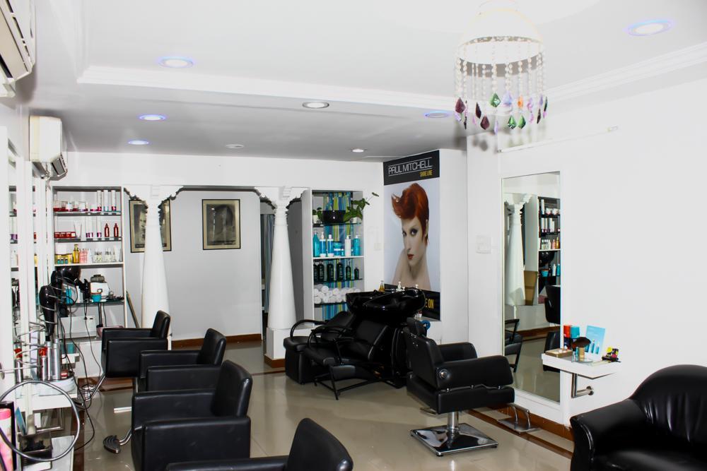 Shear Genius Beauty Salon - Richmond Town - Bangalore Image