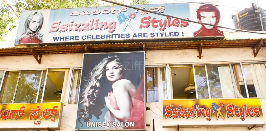 Ssizzling Styles - Koramangala - Bangalore Image