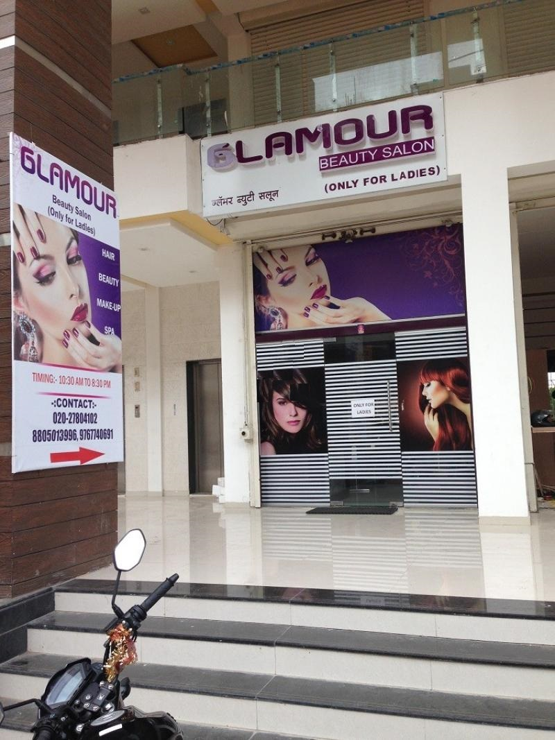 Glamorous Beauty Parlour - Pimpri - Pune Image