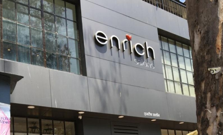 Enrich Salon - Vile Parle West - Mumbai Image