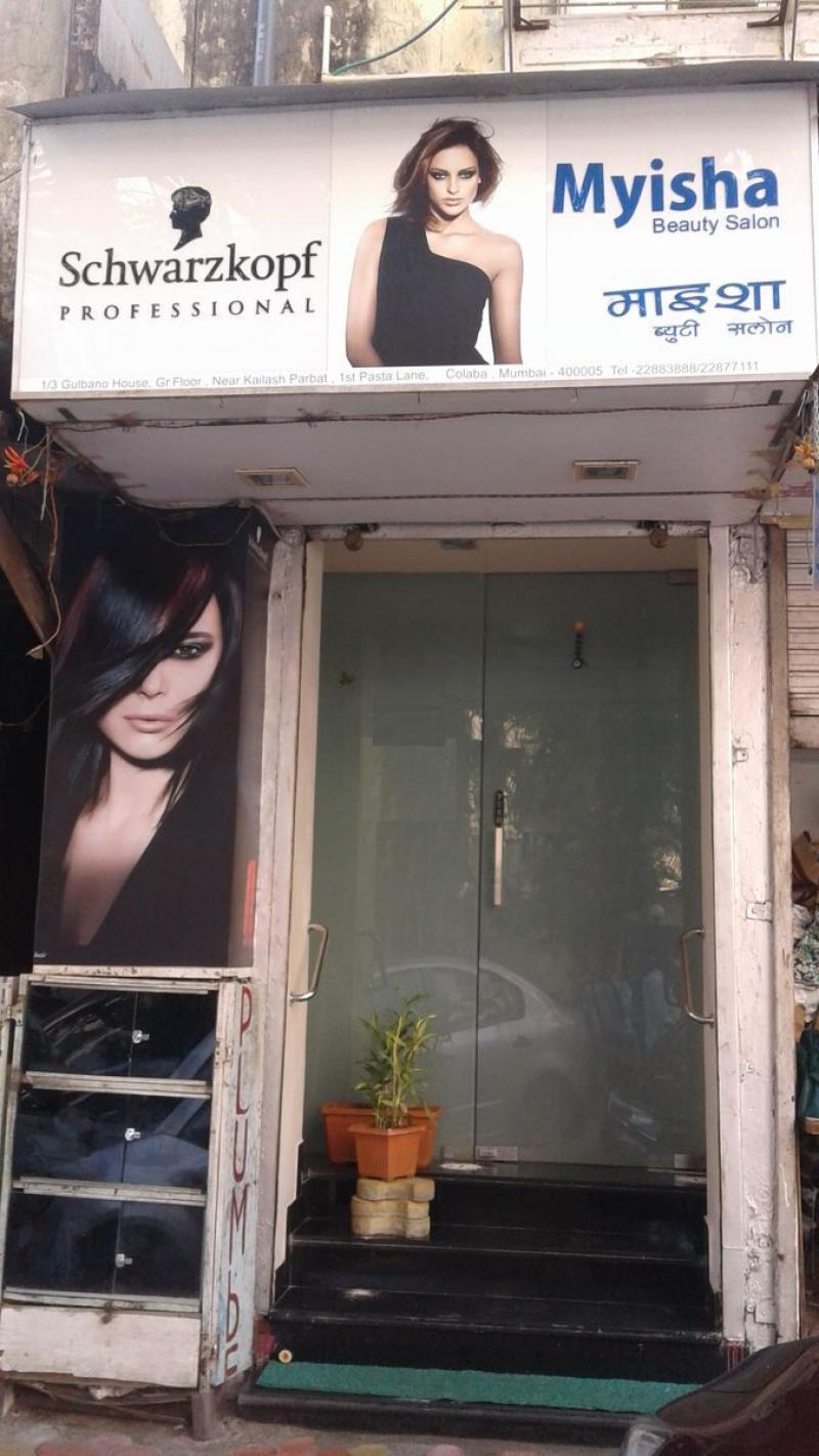 Myisha Beauty Salon - Colaba - Mumbai Image