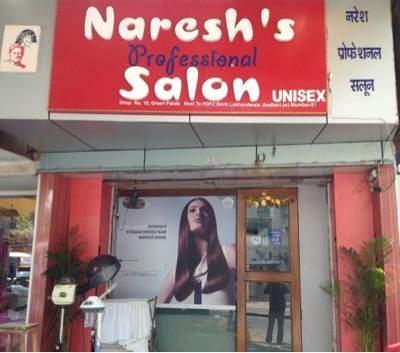 Naresh Professional Unisex Salon - Andheri West - Mumbai Image