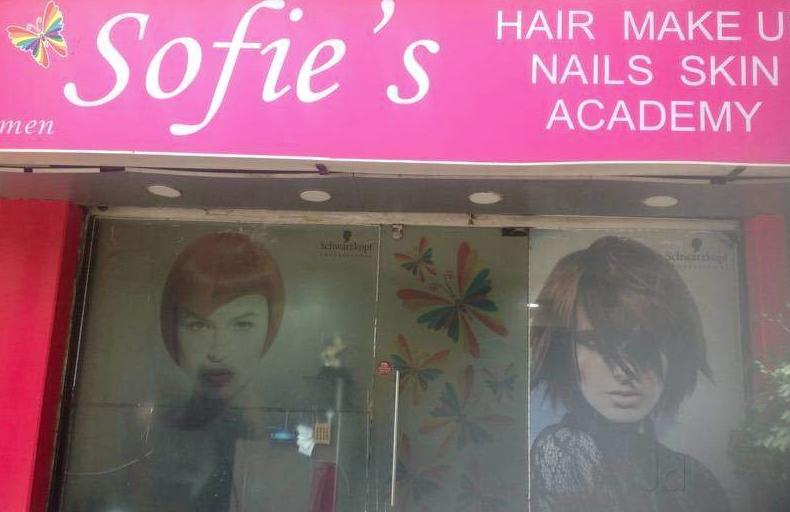 Sofies Hair And Beauty Salon - Santacruz West - Mumbai Image