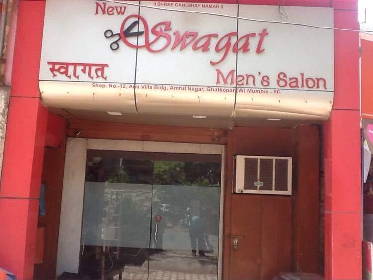 Swagat Gents Salon - Ghatkopar West - Mumbai Image