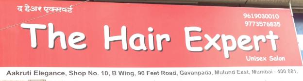 The Hair Xperts - Mulund East - Mumbai Image
