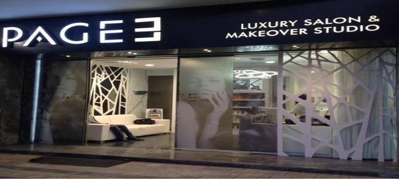 Page 3 Luxury Salon And Makeover Studio - Alwarpet - Chennai Image