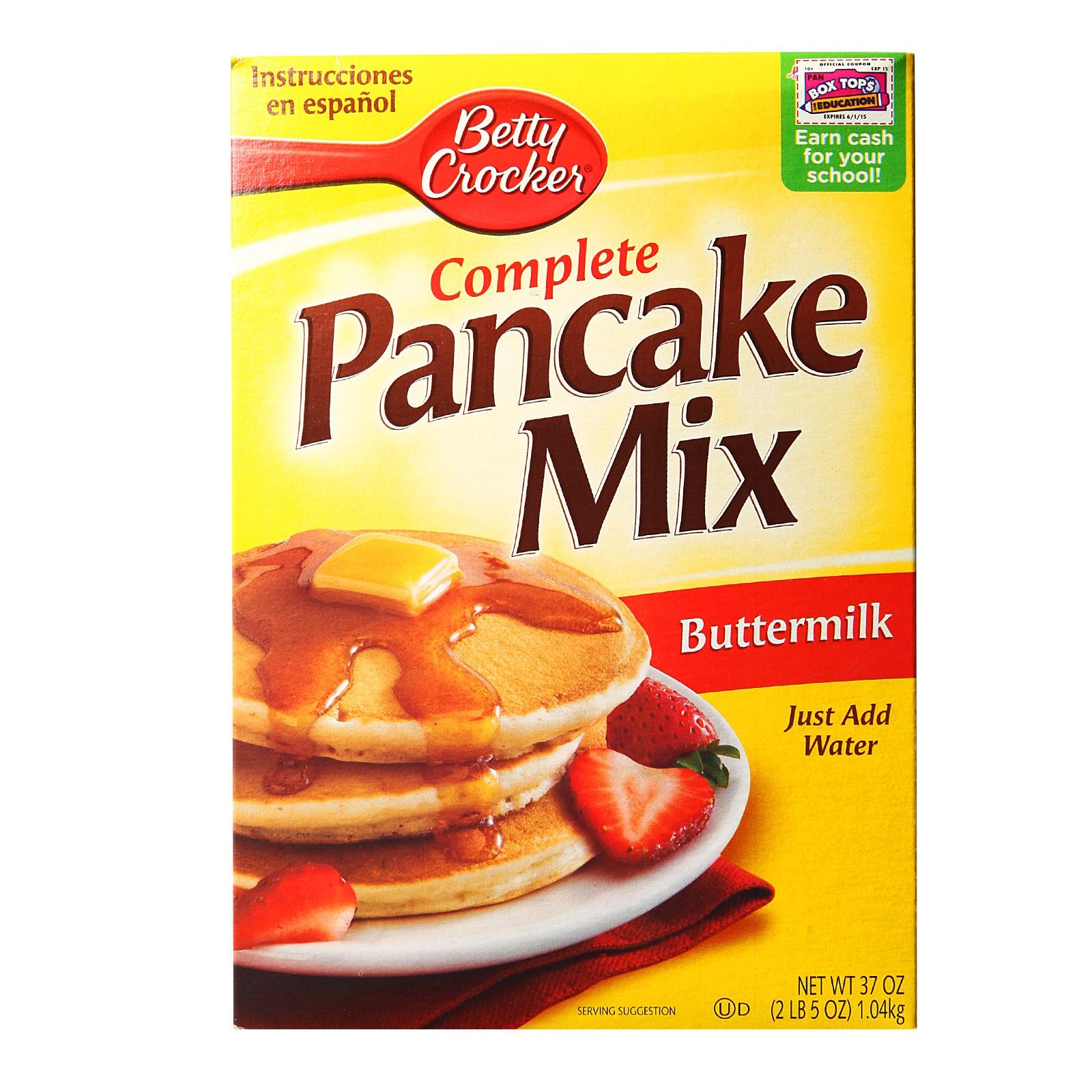 Betty Crocker Pancake Mix Image