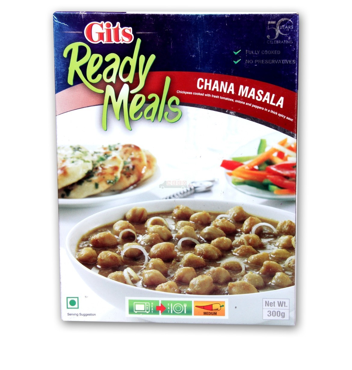 Gits Ready Meals Image