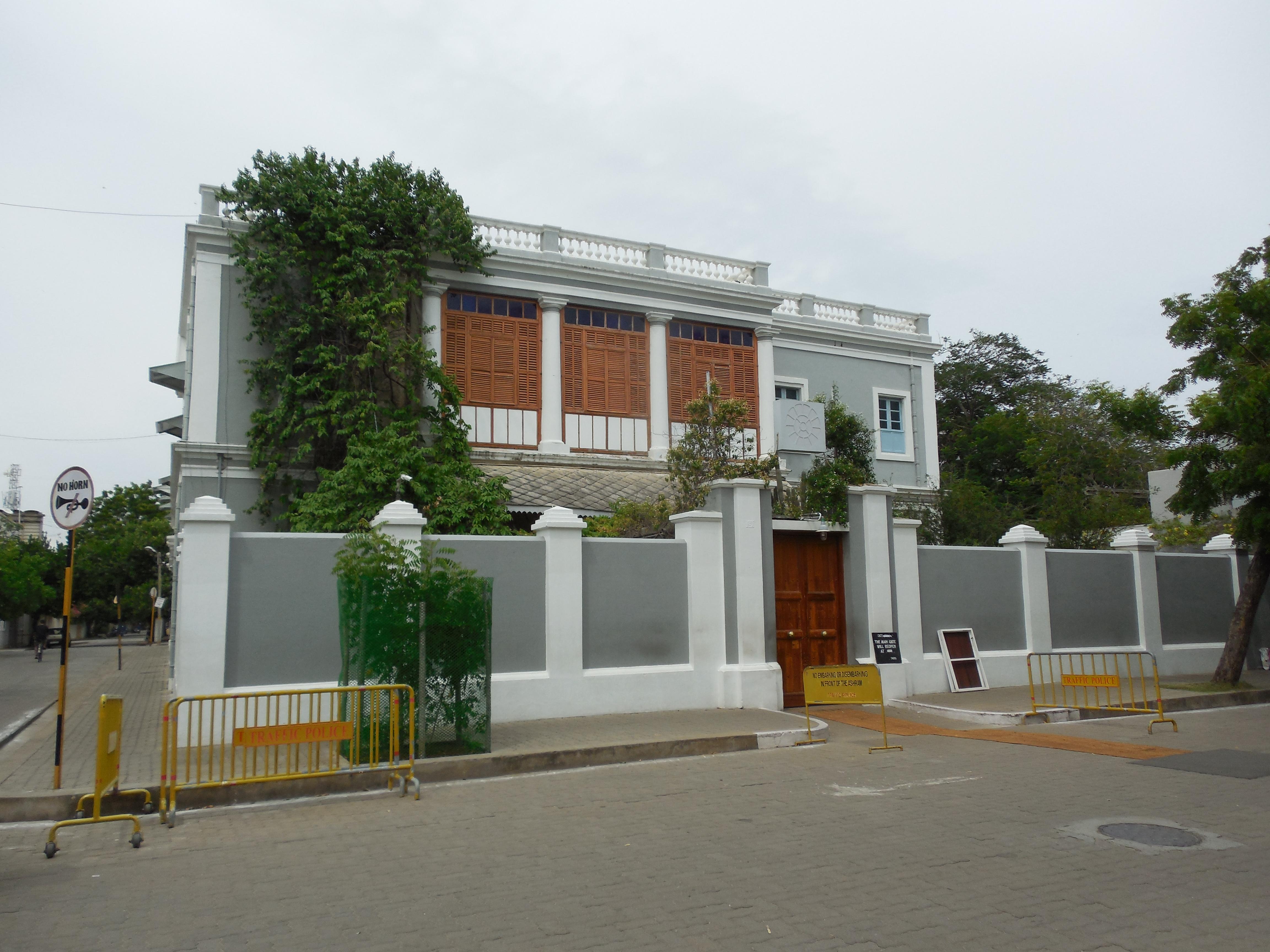 Sri Aurobindo Ashram - Puducherry Image