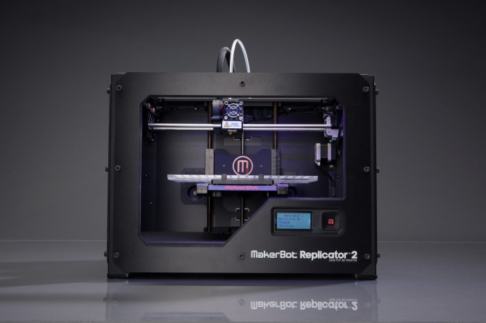 Makerbot Replicator 2 3D Printer Image