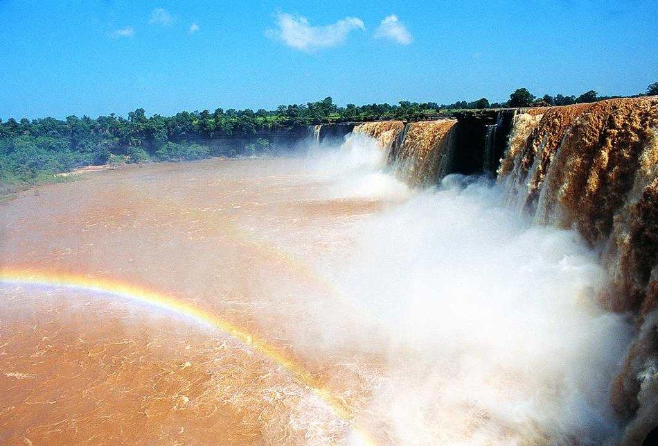 Chitrakot Waterfall - Jagdalpur - Chhattisgarh Image