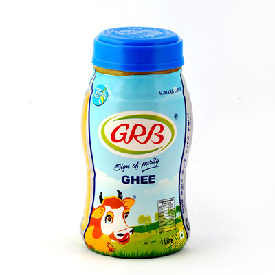 GRB GHEE Reviews, Ingredients, Price - MouthShut com