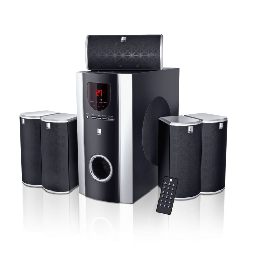iBall Booster 5.1 Speaker System Image