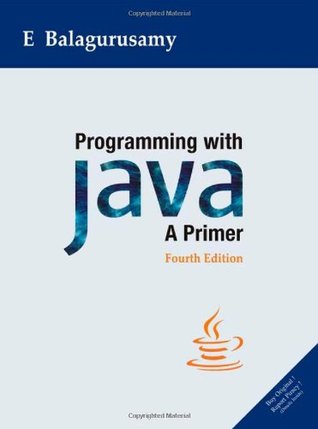 Programming With Java: A Primer - E Balagurusamy Image