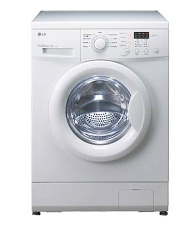 LG F8091MDL2 Front Load 5.5 Kg Washing Machine Image