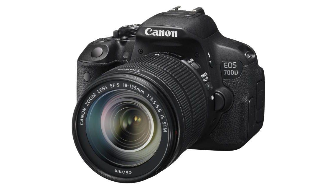 Canon EOS 700D Image