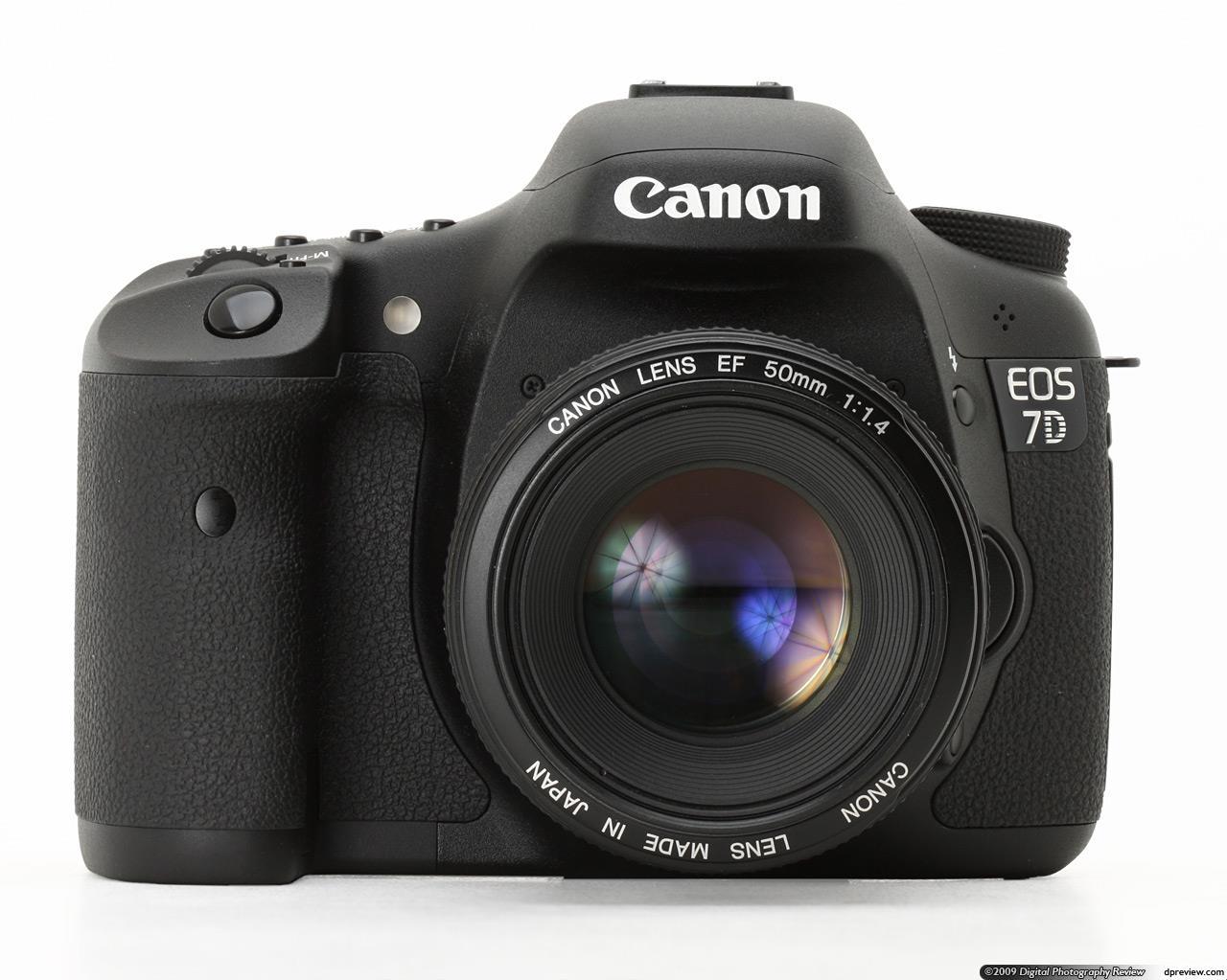 Canon EOS 7D Image