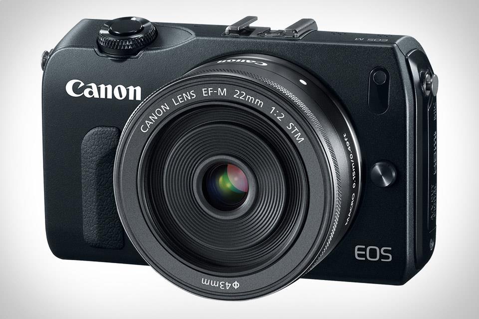 Canon EOS-M Image