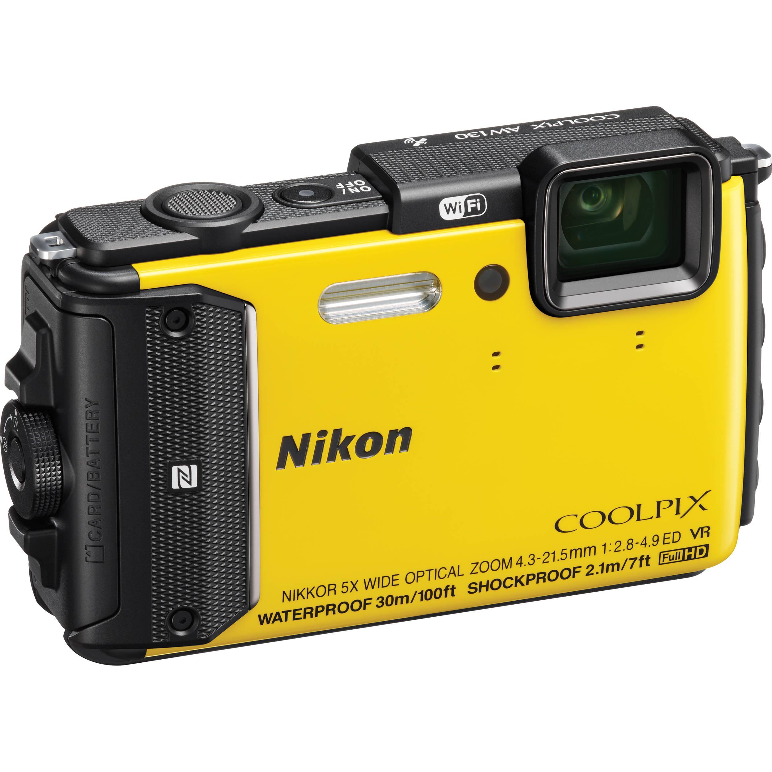 Nikon Coolpix AW130 Image