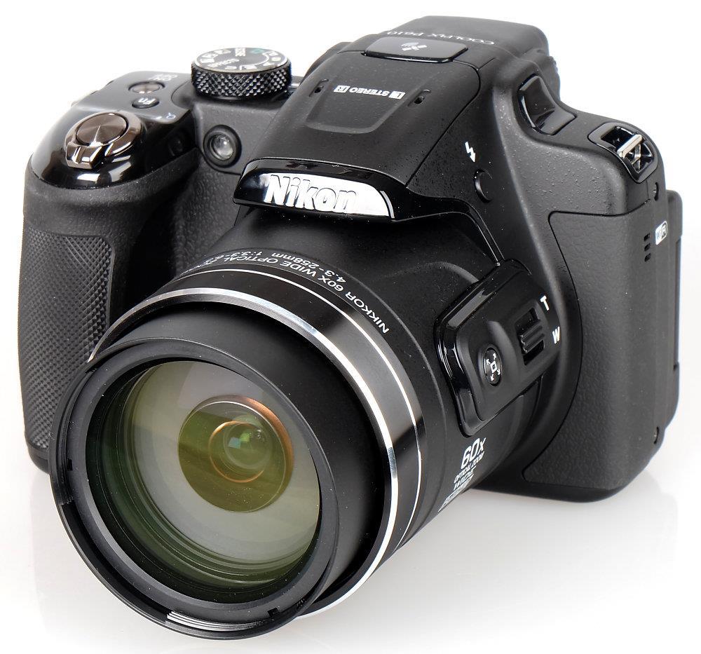 Nikon Coolpix P610 Image