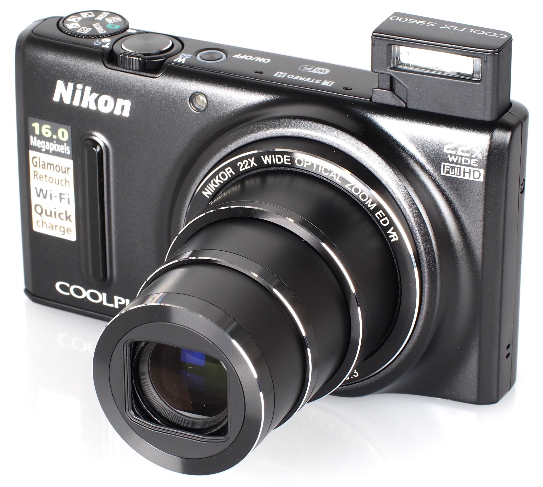 Nikon Coolpix S9600 Image