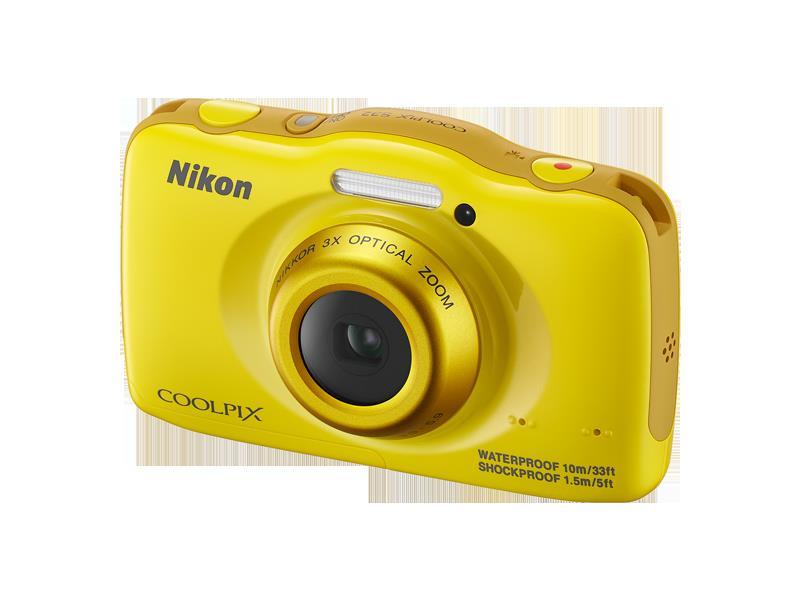 Nikon Coolpix S32 Image