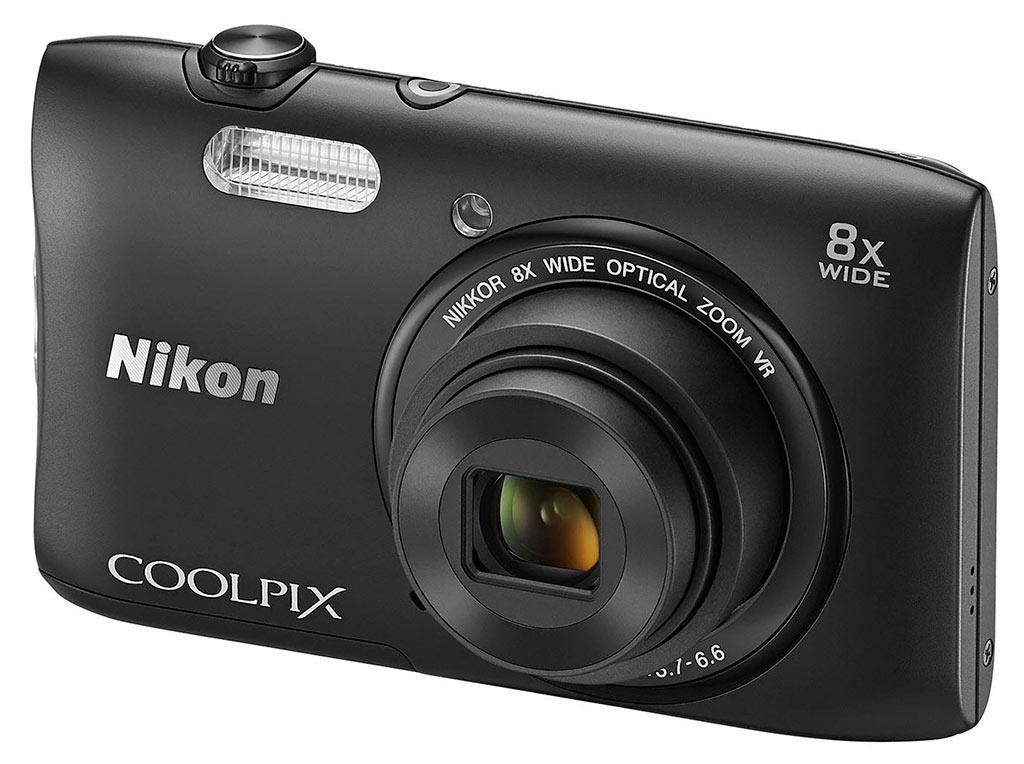 Nikon Coolpix S3600 Image