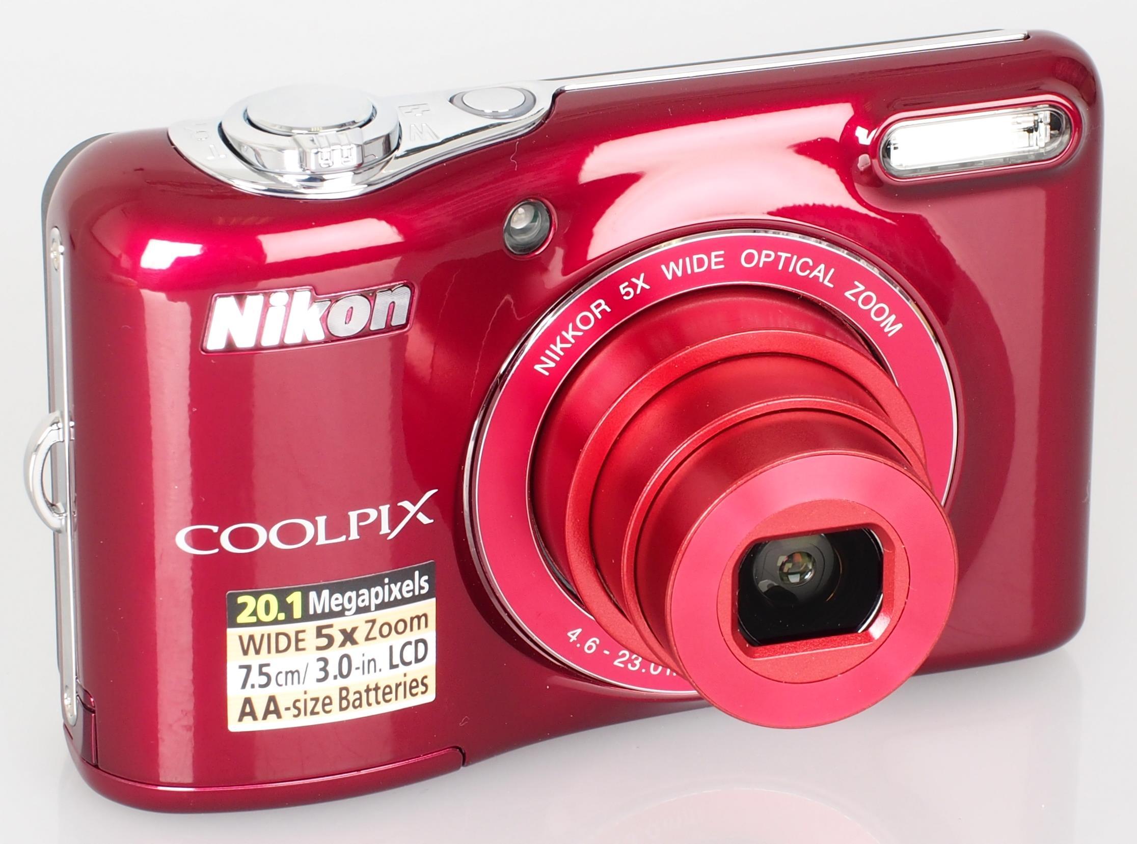 Nikon Coolpix L830 Image