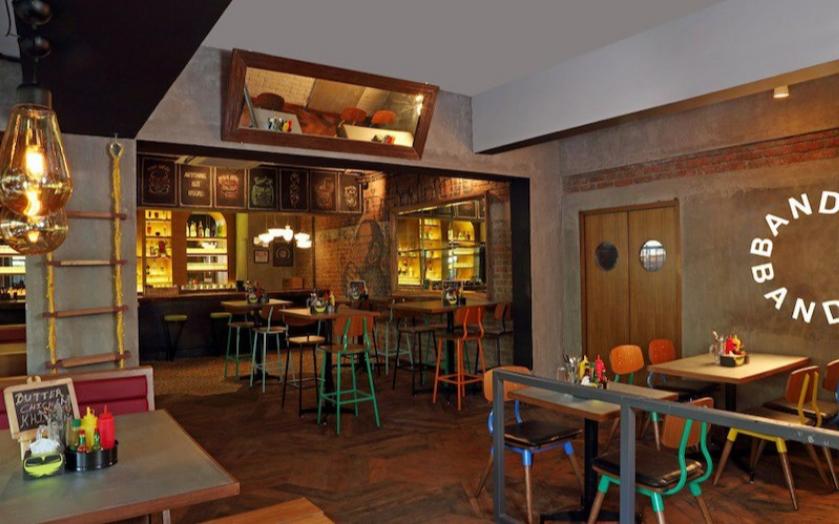 Monkey Bar - Bandra - Mumbai Image
