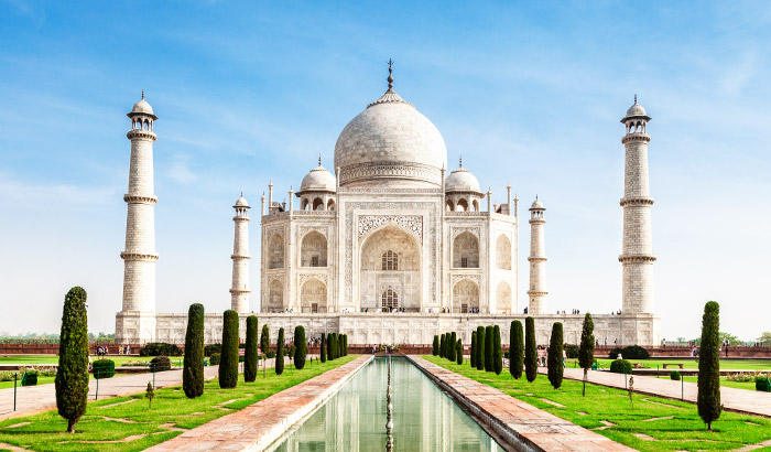 Taj Mahal - Agra Image