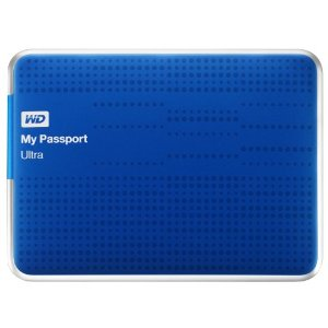 WD Passport Ultra 500 GB Image