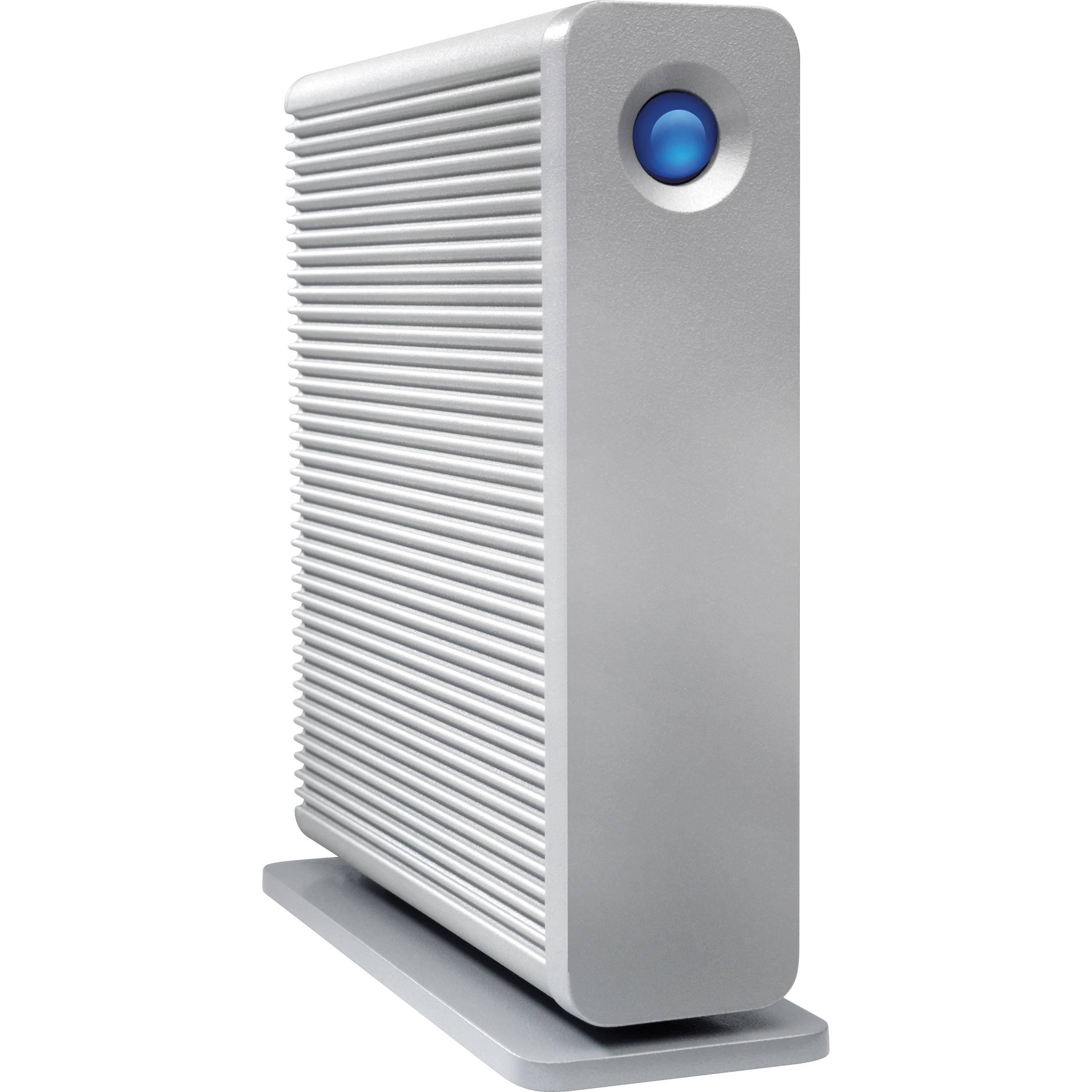Lacie D2-9000465 5 TB External Hard Disk Image