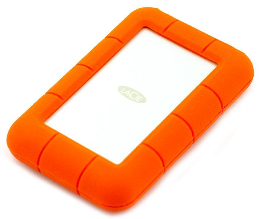 Lacie Rugged Thunderbolt 9000489 USB 3.0 2 TB Image
