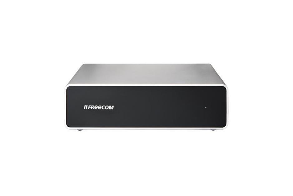 Freecom Quattro 3.0 4 TB Image