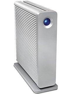 Lacie D2-9000303 4 TB External Hard Disk Image