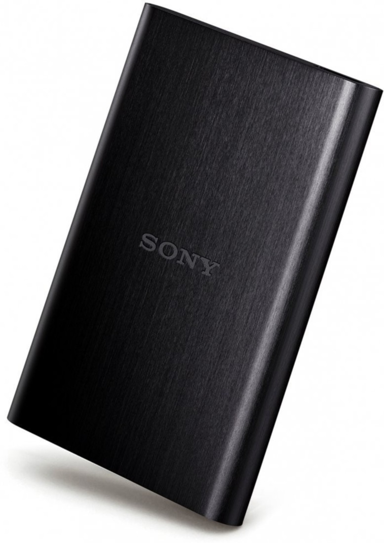 Sony External Hard Drive E1/BC2 - Pouch 1 TB Image